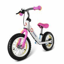 LIONELO Rowerek biegowy DEX różowy