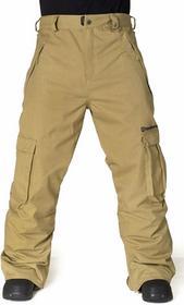 Horsefeathers Spodnie snowboardowe męskie JOSH PANTS (khaki)