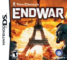 Tom Clancy's EndWar NDS