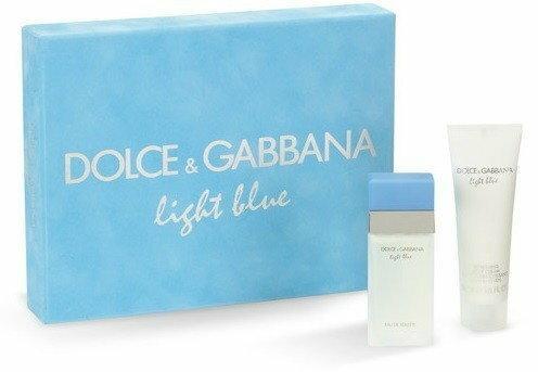 Dolce and Gabbana Light Blue