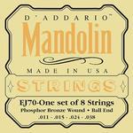 DAddario EJ70 - struny do mandoliny