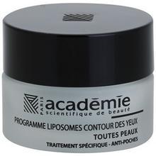 Academie All Skin Types wygładzający żel pod oczy przeciw obrzękom 15 ml