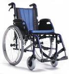 Vermeiren Wózek inwalidzki JAZZ S50 B69B74