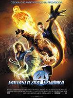 Fantastyczna czwórka (Fantastic Four) [DVD]