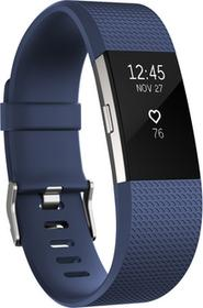 Fitbit Charge 2 HR S Blue-Silver