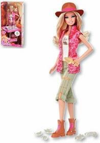 Mattel Barbie - Barbie jako paleontolożka W3738