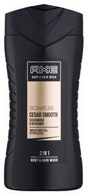 Axe Signature Cedar Smooth żel pod prysznic 250ml
