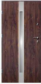 O.K.Doors Drzwi zewnętrzne  Otto II 90 lewe orzech