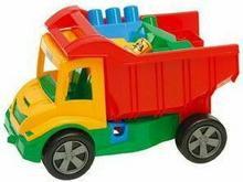 Wader Multi Truck z klockami 32330