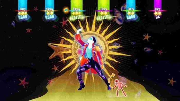 Just Dance 2017 NSWITCH