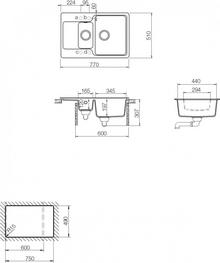 Teka LUNA 60 B-TG CARBON 40145305