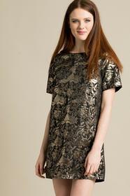 Missguided Sukienka DD907735 złoty