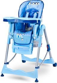 Caretero Krzesełko do karmienia Magnus Fun Blue
