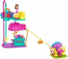 Mattel Polly Pocket Przygoda Polly Pocket na ścianie Y7123