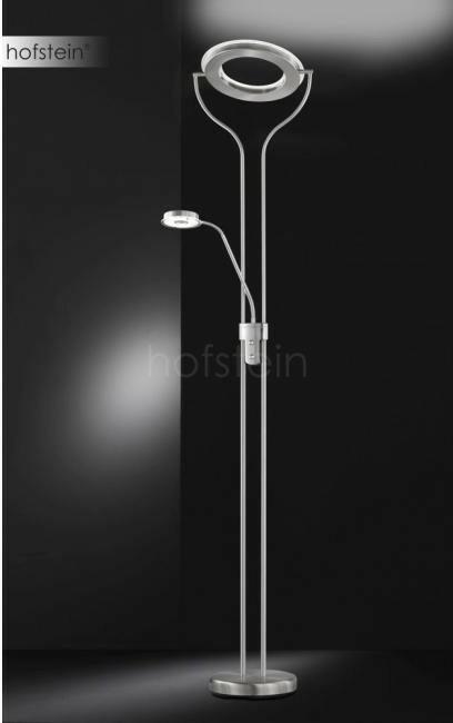 Wofi Oświetlenie REMY Lampy stojące LED Nikiel matowy, 2-punktowe 307302646000
