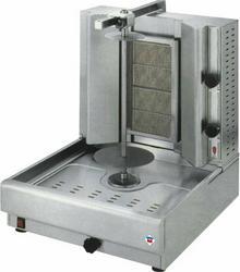 RedFox Kebab grill gazowy DG - 4 A 00000333