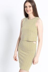 Vero Moda Sukienka - - Sukienka Zaggi biały 10156621
