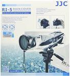 JJC RI-5pokrowiec przeciwdeszczowy na aparat (2sztuki) RI-5