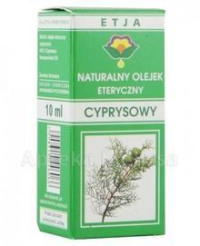 Etja Olejek eteryczny cyprysowy 10 ml
