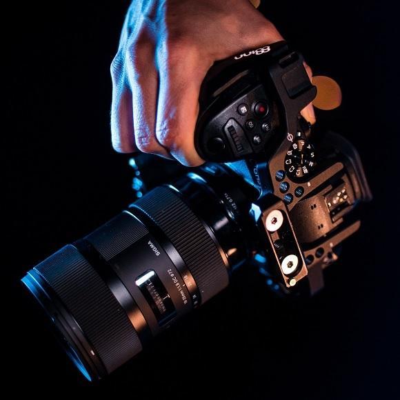 Rób profesjonalne zdjęcia