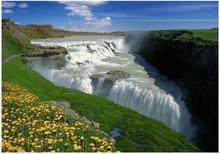 Trefl Złote Wodospady, Islandia 10314