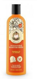 Pierwoje Reszenie EuroBio Lab, Estonia Rokitnikowy szampon - objętość włosów - Pus