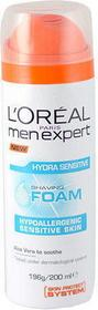 Loreal Men Expert Hydra Sensitive Shave Foam 200ml