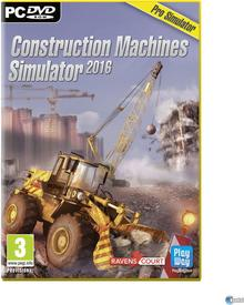 Construction Machines 2016 PC