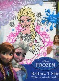 Koszulka Frozen 104 cm / wysyłka w 24h od 3,99