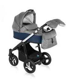 Baby Design Husky 2w1 03 GREY-BLUE