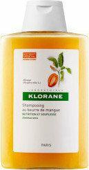 Klorane Szampon na bazie wyciągu z mango 200ml