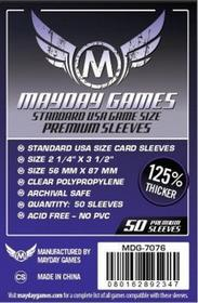MayDay Games Koszulki MDG - Premium American Board Game Sleeves