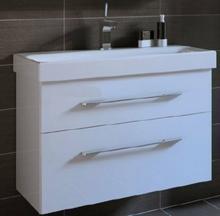Elita BARCELONA 80 White - szafka pod umywalkę wisząca