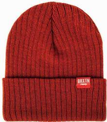 Brixton Czapka zimowa - Hoover Rust (0409) rozmiar: OS
