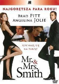 Pan i Pani Smith (Mr. & Mrs. Smith) [DVD]