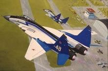 Revell MiG29 &The Swifts& 4007