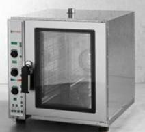 Hendi Piec konwekcyjno-parowy - pojemność 5x GN 2/3, sterowany cyfrowo (225547)