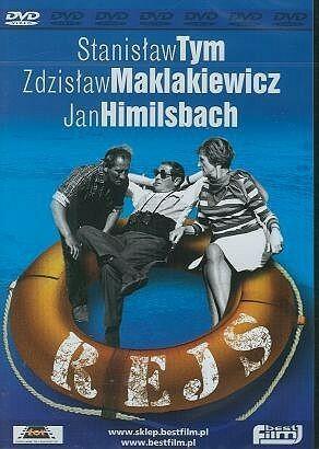 Rejs DVD) Marek Piwowski Janusz Głowacki