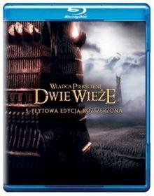 Władca Pierścieni Dwie Wieże Edycja rozszerzona 5xBlu-Ray) Peter Jackson