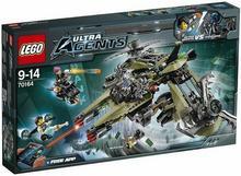 LEGO Ultra Agents Ultra Agents Operacja Huragan 70164