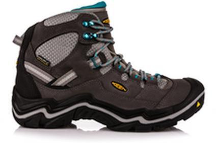 Keen Buty trekkingowe damskie Durand Mid WP European Made 563173.37,5/SZAR