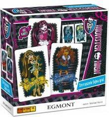 Egmont Monster High Strasznie fajna gra