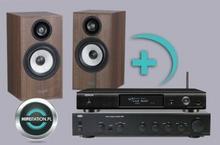 AMC XIA 30 + DNP-730  + Pylon Audio Pearl Monitor