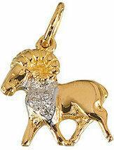 Tyfanit Złoty znak zodiaku - baran ZZ1