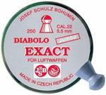 JSB Diabolo EXACT 5,52 mm EXA5,52
