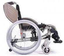 Vermeiren Wózek inwalidzki aluminium V200 GO V200 GO