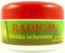 Farmona Radical: Maska ochronna do włosów farbowanych