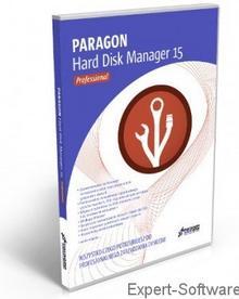 Paragon Software Hard Disk Manager 15 Professional PL (1 stan.)
