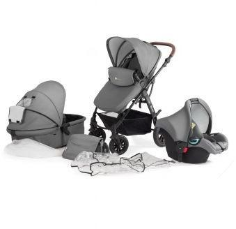 KinderKraft Moov 3w1 Grey