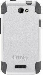 Otterbox Commuter - obudowa ochronna do HTC One X wersja biała 77-20892